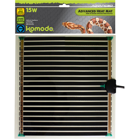 Komodo Advanced Heat Mat 276x274mm 15w