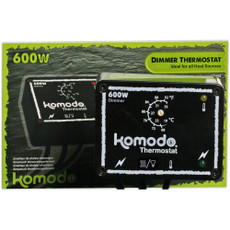 Komodo Dimming Thermostat 600w