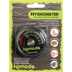 Komodo Analogue Hygrometer
