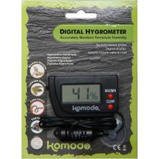 Komodo Digital Hygrometer