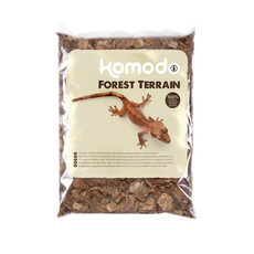 Komodo Komodo Orchid Bark Forest Terrain Natural Substrate 6 Litre