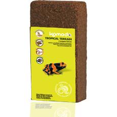Komodo Tropical Terrain Compact Brick Natural Substrate Standard