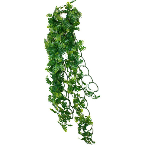Komodo Split Philodendron Artificial Hanging Plant 40cm