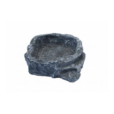 Komodo Terraced Dish Grey Medium