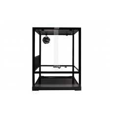 Komodo Easy Assemble Glass Terrarium 45x45x60cm