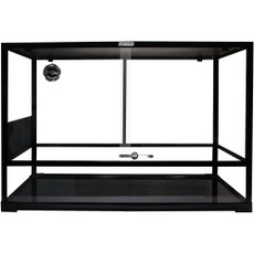 Komodo Easy Assemble Glass Terrarium 60x45x45cm