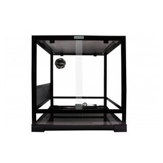 Komodo Easy Assemble Glass Terrarium 60x45x60cm