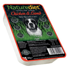 Naturediet Adult Dog Food With Chicken, Lamb, Vegetables And Rice 18 X 390g