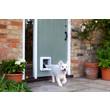 Sureflap White Microchip Cat & Dog Flap Pet Door Large