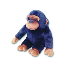 Happy Pet Big Buddie Chucky The Chimp Large Dog Toy