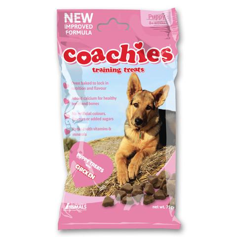 Coachies Puppy Training Treats 75g