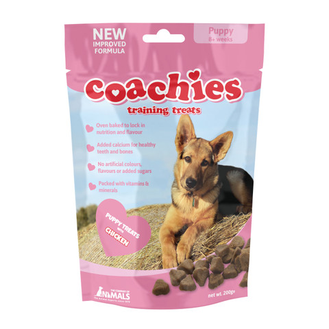 Coachies Puppy Training Treats 200g