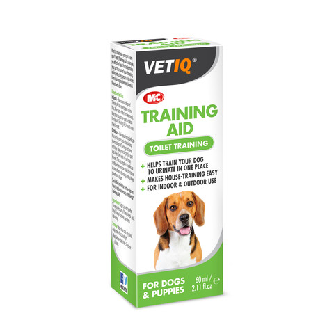 Mark And Chappell Vetiq Toilet Training Aid For Dogs And Puppies 60ml