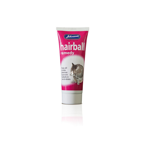 Johnsons Hairball Remedy For Cats And Kittens 50g To 6 X 50g