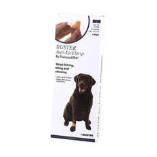 Buster Anti-lick Strip Prevent Large 6 Pack