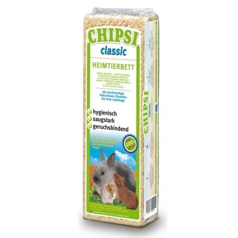 Chipsi Classic Pet Bedding Woodshavings 1kg