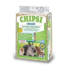 Chipsi Classic Pet Bedding Woodshavings 3.2kg