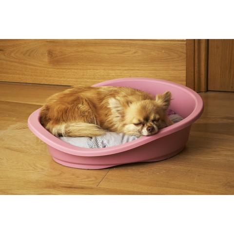 Sonny Classic 110 Plastic Dog Bed Mushroom 110cm