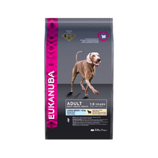 Eukanuba Adult Lamb Large Breed Dry Dog Food 2.5kg To 12kg