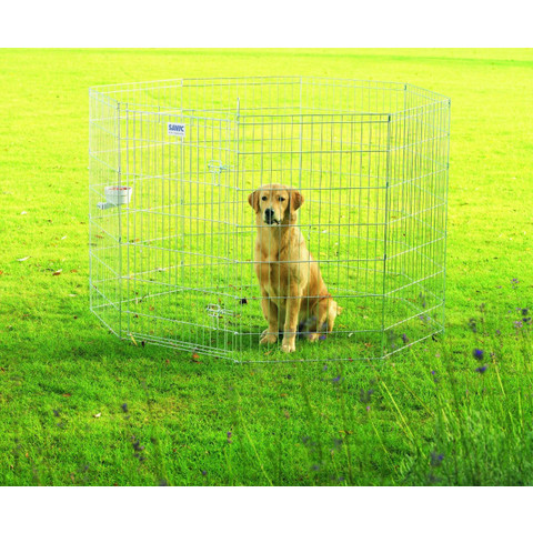 Savic Dog Park 3 Play Pen 61x107cm