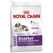 Royal Canin Giant Starter Mother And Babydog 4kg To 2 X 15kg
