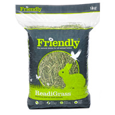 Friendly Readigrass For Small Animals 1kg To 4 X 1kg
