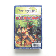 Peregrine Livefoods Frozen Blister Pack Bloodworms 100g