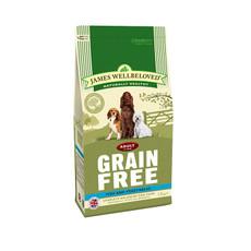 James Wellbeloved Grain Free Fish And Vegetable Adult Dog Food 1.5kg To 2 X 10kg