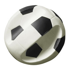 Vinyl Super Soccer Ball Toy Easy Grip 14.5cm