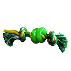 Tuggering Rope And Ball Dog Toy 21cm