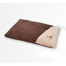 Gor Pets Dreamy Comfy Cushion Sandalwood Dog Bed L 76x117cm