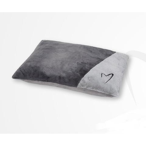 Gor Pets Dreamy Comfy Cushion Grey Stone Dog Bed M 61x86cm