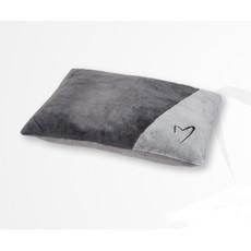 Gor Pets Dreamy Comfy Cushion Grey Stone Dog Bed L 76x117cm