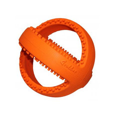 Grubber Interactive Football Dog Toy