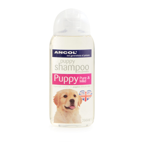 Ancol Puppy Pure And Mild Shampoo 200ml