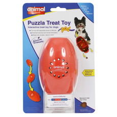 Puzzla Interactive Pod Treat Toy For Dogs