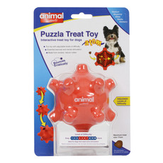 Puzzla Interactive Atom Treat Toy For Dogs
