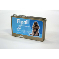 Fipnil Spot-on Solution Dog 134 Mg For Medium Dogs And Puppies 10-20kg 3 Pipette