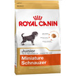 Royal Canin Mini Schnauzer Junior Dog Food 1.5kg