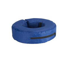 Buster Blue Inflatable Veterinary Collar X Small