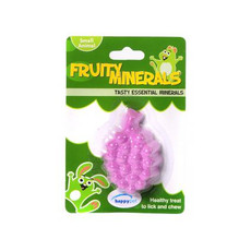 Happy Pet Small Animal Fruity Grape Mineral Snack 1oz To 8 X 1oz