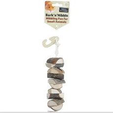Small N Furry Naturals Bark'n'nibbles Hanging Toy