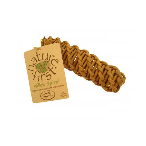 Happy Pet Nature First Willow Spiral Toy