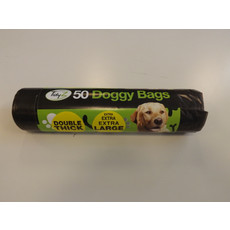 Doggy Poo Bags Extra Large 50 Bags
