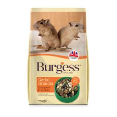 Burgess Supa Gerbil Granola Food 750g