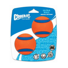 Chuckit! Medium Ultra Balls Dog Toy