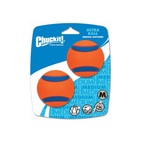 Chuckit! Medium Ultra Balls Dog Toy