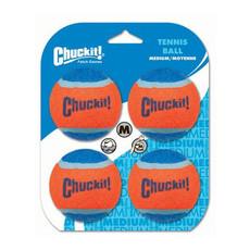 Chuckit! Tennis Balls 4 Pack Dog Toy
