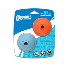 Chuckit! Whistler Balls Dog Toy