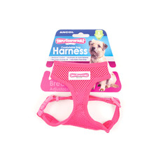 Ancol Comfort Fit Mesh Dog Harness In Pink Small